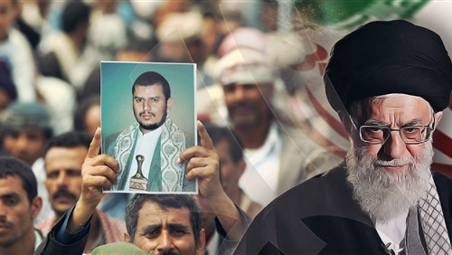 Image result for اليمن إيران تصدير الثورة شبه الجزيرة العربية